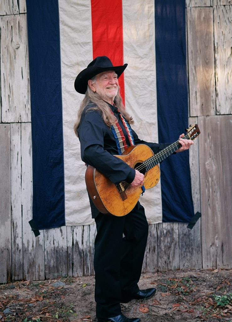 Willie Nelson | by David McClister