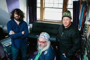 Dinosaur Jr by Levi Walton