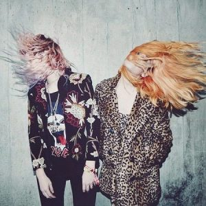 Deap Vally | by Koury Angelo